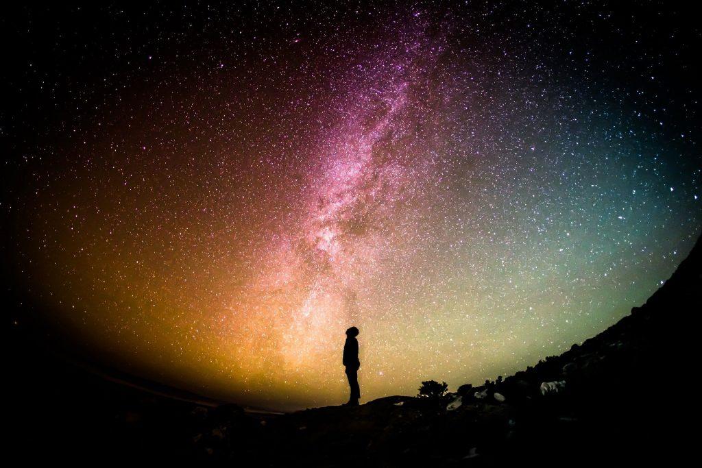 Imagen: Vía Láctea